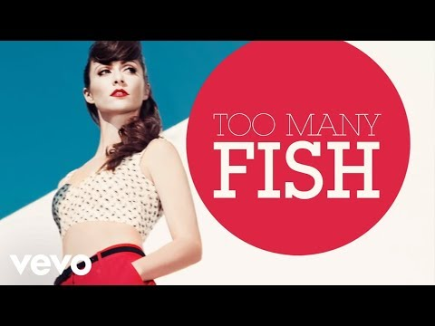 Karmin - Too Many Fish (Lyric Video)