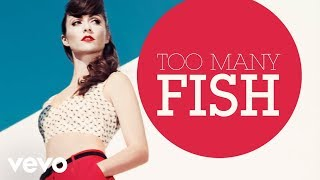 Repeat youtube video Karmin - Too Many Fish (Lyric Video)