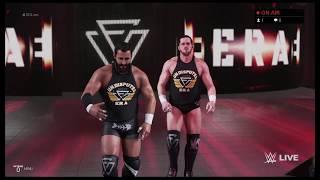 WWE 2K20 WWE بطولة Ep12