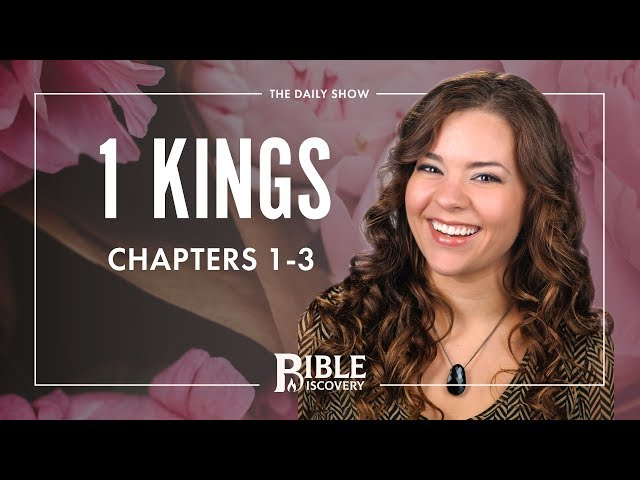 The Wise Son | 1 Kings 1-3