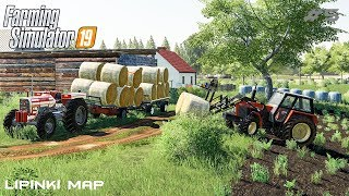 Selling bales | Small Farm | Farming Simulator 2019 | Episode 5