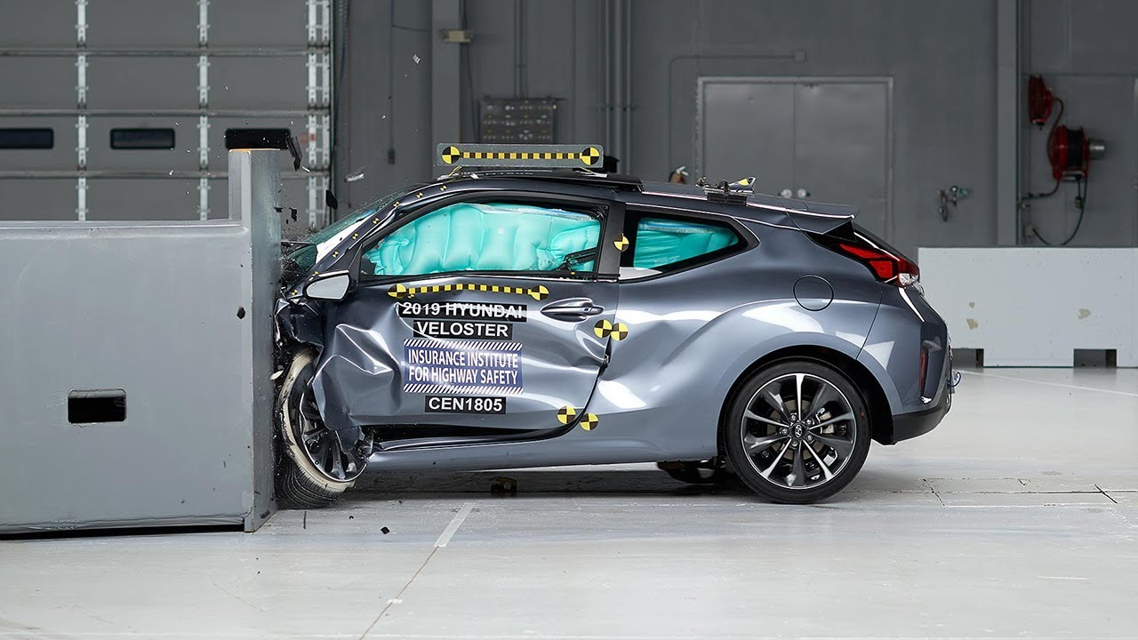 2019 Hyundai Veloster now a Top Safety Pick after door issue