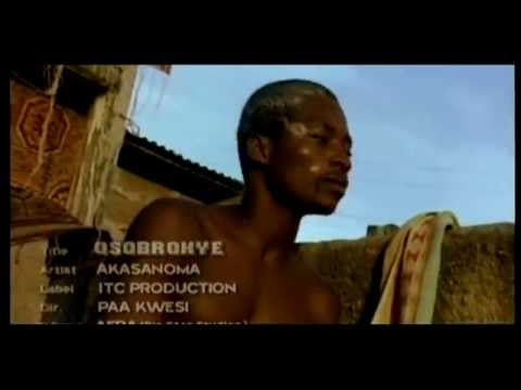 Akasanoma - Osobrokye (Feat. Dr Paa Bobo) (Official Music Video)