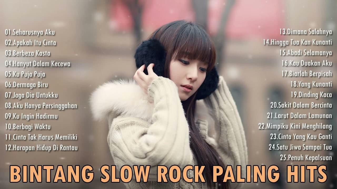 25 Top Lagu SLOW ROCK PALING HITS - Thomas Arya, Arief, Andra Respati, Ipank, Maulana Wijaya