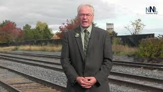 Politics 2 0 Green Party Bruce Hyer on VIA Rail