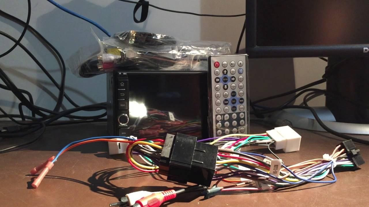 Time Lapse Installing An Aftermarket Radio In A 2001 Mustang Gt Bullitt Fuse Diagram W Eonon Ga2114