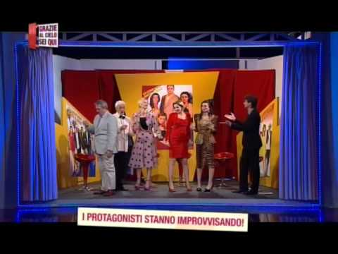 GRAZIE AL CIELO SEI QUI -  Reunion di una serie tv (corale)