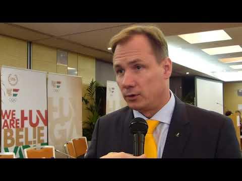Közgyűlést tartott a Magyar Olimpiai Bizottság