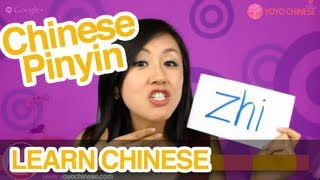 learn pinyin pronunciation how to pronounce zi ci si zhi chi shi ri in mandarin chinese