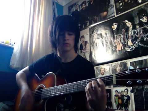 Iris - Sleeping With Sirens (Guitar Cover/Acoustic)