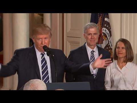 Trump Announces Neil Gorsuch as Supreme Court Nominee | ABC News