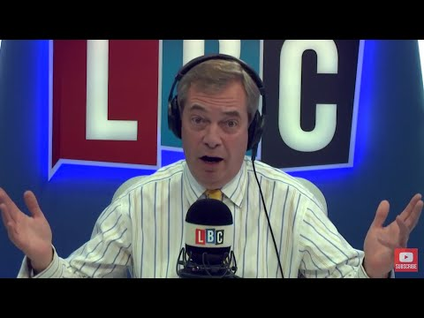 The Nigel Farage Show: Has the US/UK special relationship been damaged? LBC - 30th November 2017