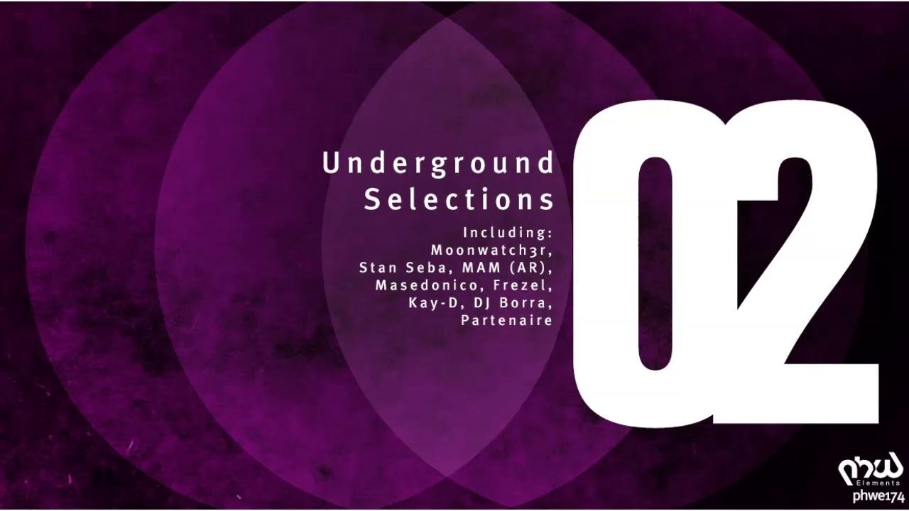 Download Stan Seba - Red Stone (Original Mix) [PHWE174]