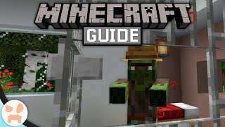 How To CURE ZOMBIE VILLAGERS! | The Minecraft Guide - Minecraft 1.14.4 Lets Play Episode 71