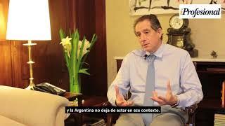iProfesional entrevista a Miguel Pesce