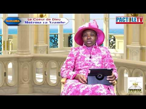 La Sodomie dans l'Eglise - Pasteur Mireille Banza - PactoleTV