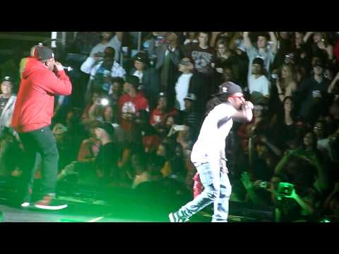 Lil Wayne - Got Money (3-19-11) LIVE!!