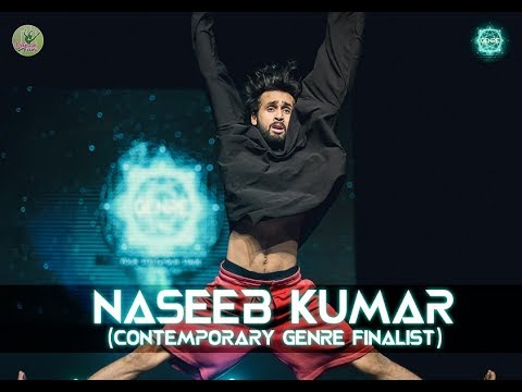 Naseeb Kumar - Contemporary Genre  Finalist | Genre- Your Style Your Stage | Dance Competition