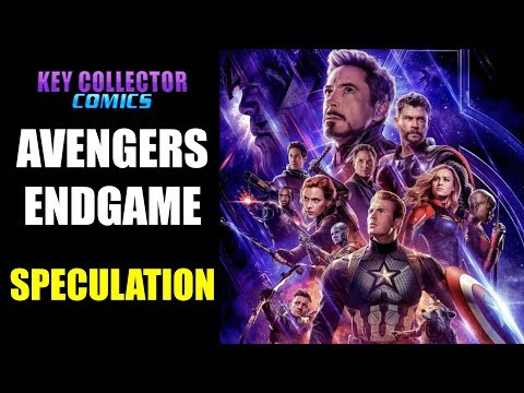 Avengers Endgame Key Issue Comic Books To Invest In
