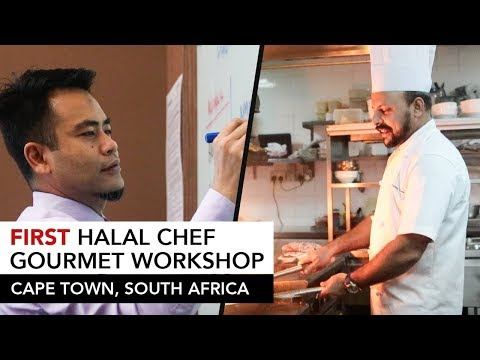Halal Gourmet Chef Training Program In Cape Town!
