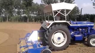 DHINDSA FARM  ## farmtrac 60 supermaxx
