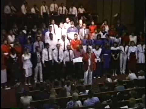 Thank You Lord- Skillings Sung by Jack Day with The New Directions