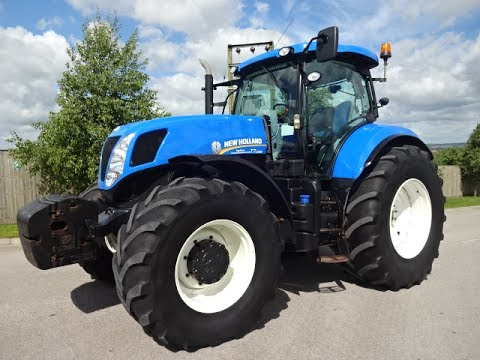 New Holland T7 235 Tractor