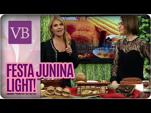 Festa Junina Light - Você Bonita (15/06/16)