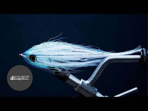 THE HOLLOW FLY: Fly Tying Tutorial