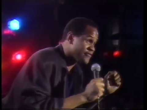 That's the way I like it, Rondell Sheridan standup 1980s