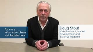 Doug Stout from FortisBC asks customers to reduce natural gas use following pipeline rupture