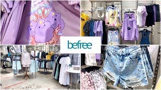 Новая коллекция магазин Befree Шоппинг влог г Новосибирск