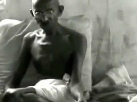 Mahatma Gandhi First Television Interview