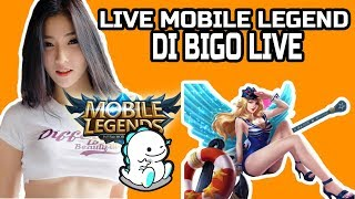 Live Streaming ML di BIGO LIVE !!