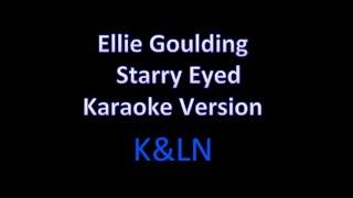 Ellie Goulding - Starry Eyed (Karaoke)