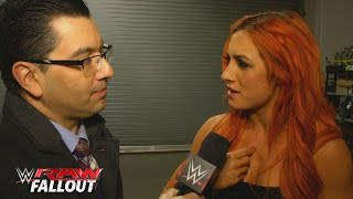 Is Becky Lynch the new dirtiest player in the game?: Raw Fallout, January 18, 2016