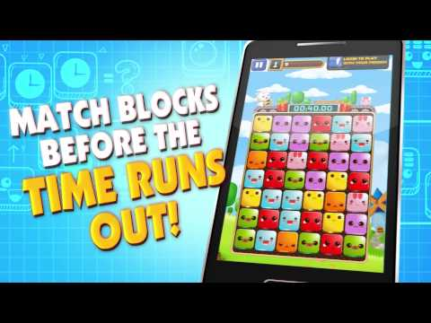 Block Slide Rush Launch Trailer