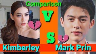 Kimberley Vs Mark Prin Suparat Comparison    Matk Prin Suparat & Kimberly Anne Woltemas Relationship