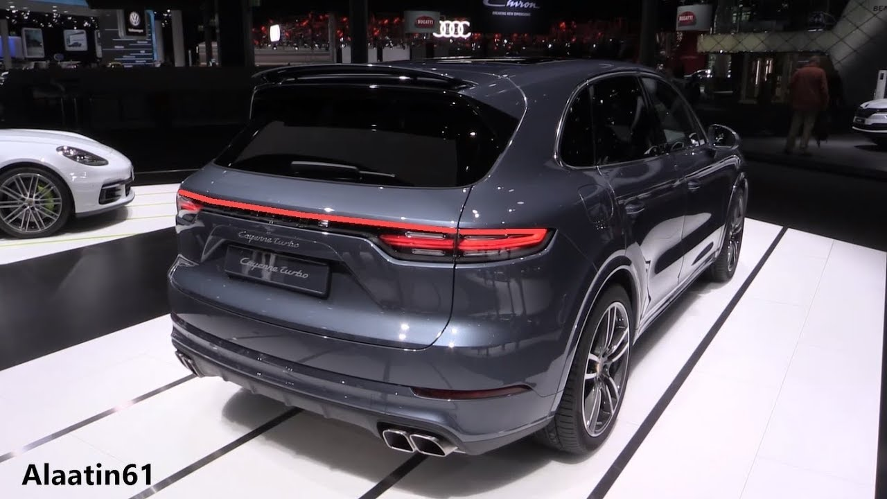Porsche Cayenne 2018 New In Depth Review Interior Exterior