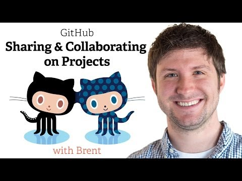Webcast • Sharing and Collaborating on Projects with GitHub