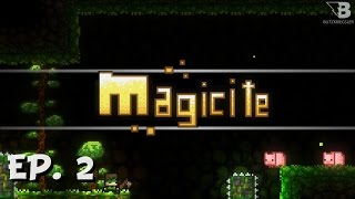 Through The Red Doors! - Ep. 2 - Magicite - Let