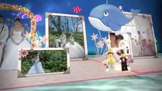 Childhood Video 成長片段 (五月天 & 陳綺貞 - 私奔到月球)  - Amazing Media Production