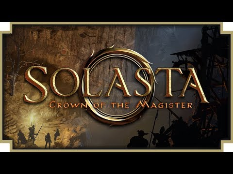 Solasta: Crown Of The Magister - (Dungeon & Dragons Style Tactical RPG)