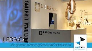 MELPRO : LES DIFFERENTES GAMMES D'ECLAIRAGE DE LEDS C4(Découvrez les différentes gammes de luminaires LEDS-C4 exposées lors du salon Euroluce : Suspensions, appliques, lampadaires, lampes à poser, gammes ..., 2015-12-16T17:03:49.000Z)
