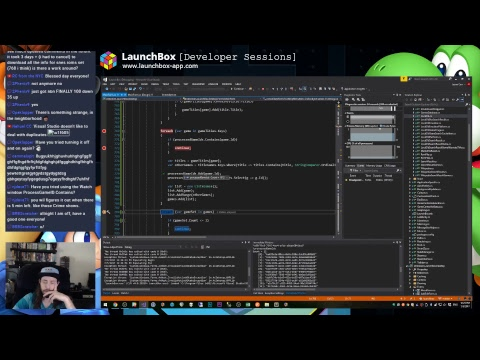 Back Into the Thick of It - 2017-07-05 - LaunchBox Development Live Streams