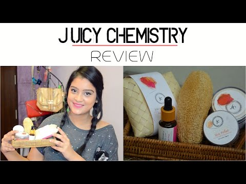 Juicy Chemistry Review | Organic, Handmade & Paraben Free