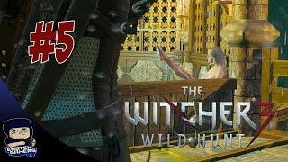 The Witcher 3 : Wild Hunt Türkçe Bölüm 5 : HIRÇIN CADI !!!