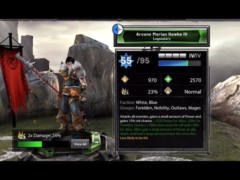 Heroes Of Dragon Age Buying Flash Pack Red Jenny Sera