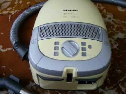 miele s5310 ecoline vacuum cleaner youtube. Black Bedroom Furniture Sets. Home Design Ideas