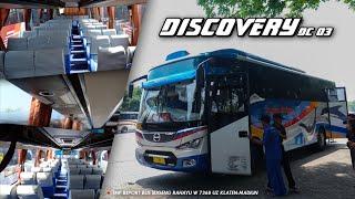 BUS BARU SUSPENSINYA MENTUL - MENTUL!!! [TRIP REPORT : BUS SUGENG RAHAYU W 7368 UZ]
